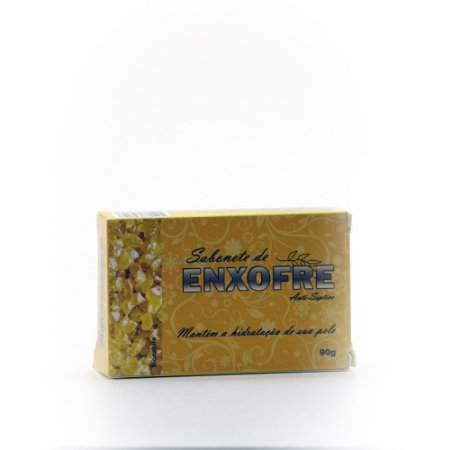 SABONETE DE ENXOFRE 90 g