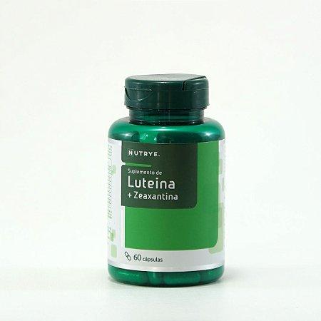 LUTEÍNA + ZEAXANTINA - 60 CAPS - NUTRYE