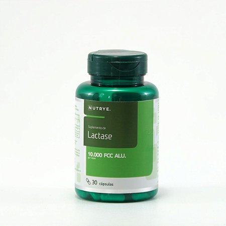 LACTASE - 30 CAPS - NUTRYE