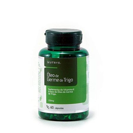 Óleo de germe de trigo - 60 cápsulas - 250mg