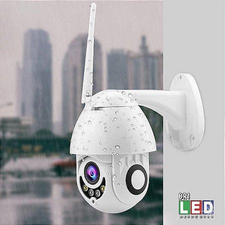 Câmera IP 360° externa