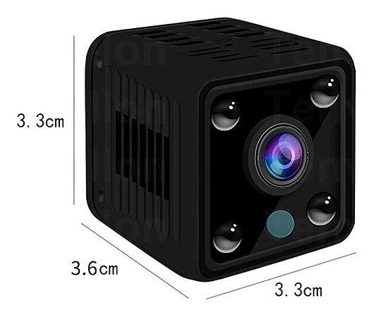 Micro Câmera IP