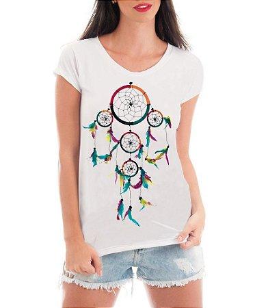Camiseta Feminina Tshirt Blusa Feminina Filtro dos Sonhos - Personalizada/ Estampadas/ Camiseteria/ Estamparia/ Estampar/ Personalizar/ Customizar/ Criar/ Camisa T-shirts Blusas Baratas Modelos Legais Loja Online