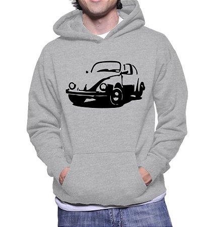 Moletom Masculino Fusca Carro Antigo Clássico -  Moletons Personalizados Blusa/ Casacos Baratos/ Blusão/ Jaqueta Canguru