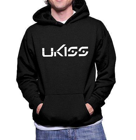 Moletom Masculino Kpop Banda Ukiss K-pop - Moletons Blusa de Frio Casacos Baratos Blusão Canguru Loja Online