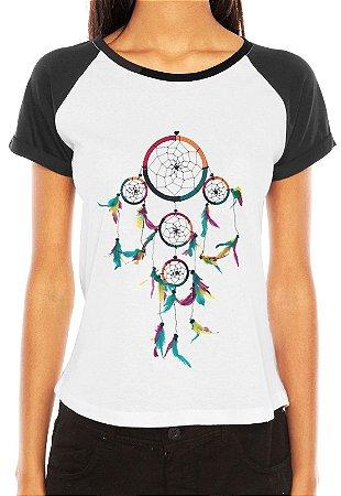 Camiseta Feminina Filtro Dos Sonhos - Personalizadas/ Customizadas/ Estampadas/ Camiseteria/ Estamparia/ Estampar/ Personalizar/ Customizar/ Criar/ Camisa Blusas Baratas Modelos Legais Loja Online