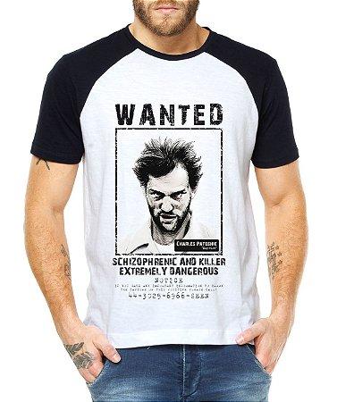 Camiseta Masculina Raglan Prison Break Série Seriado - Personalizadas/ Customizadas/ Estampadas/ Camiseteria/ Estamparia/ Estampar/ Personalizar/ Customizar/ Criar/ Camisa Blusas Baratas Modelos Legais Loja Online