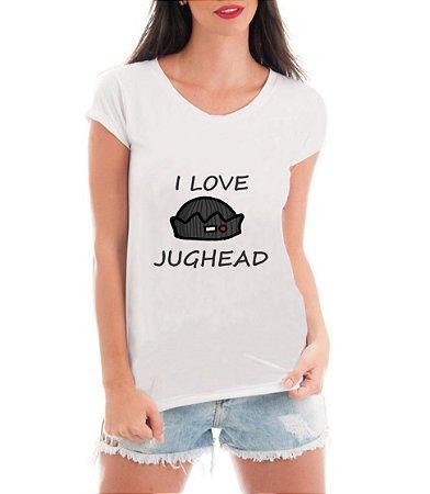 Camiseta Feminina Riverdale Blusa Love Jughead Serie Tumblr