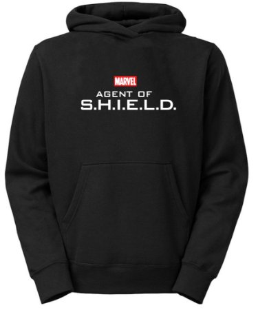 Moletom Vingadores Agentes Da Shield Marvel Super Heróis