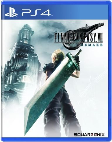 FINAL FANTASY Vll REMAKE PS4