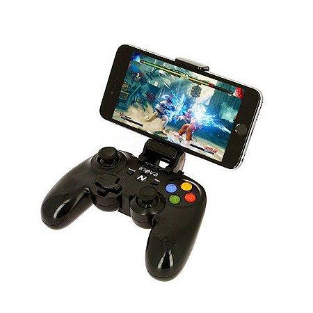 CONTROLE SEM FIO PX1 INOVA PARA PC, PS3 E SMARTPHONE