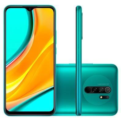 SMARTPHONE XIAOMI REDMI 9 64GB OCEAN GREEN