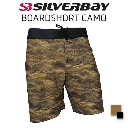 BoardShort Silverbay Wave Camo