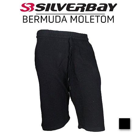 Bermuda Moleton Silverbay - Preto