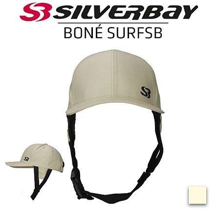 Boné Surf SILVERBAY com Protetor de Orelha - Sand