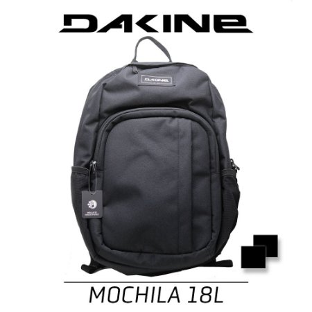 Mochila DAKINE Campus 18L - BLACK