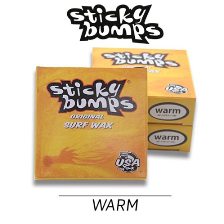 Parafina STICK BUMPS WARM Original