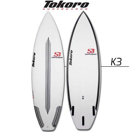 Prancha Tokoro K3 - 5' 10'' X 18,88 X 2,38 X 27,50 LTS