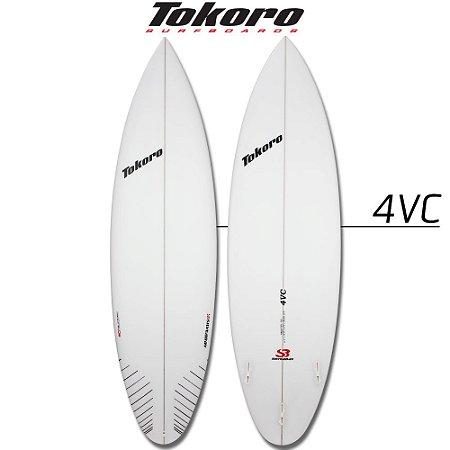Prancha Tokoro 4VC - 6' 2'' X 19 X 2,5 X 30,20 LTS