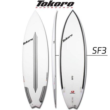 Prancha Tokoro SF3 - 5' 9'' x 18,75 x 2,38 x 26,70L