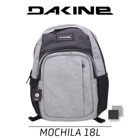 Mochila DAKINE Campus 18L - GREY SCALE