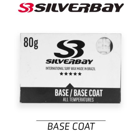 Parafina SILVERBAY ORIGINAL BASE COAT 80g