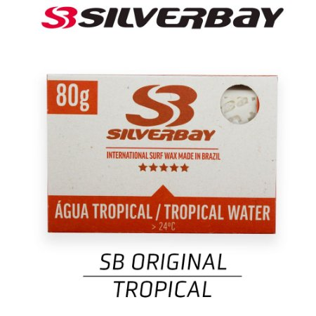 Parafina SILVERBAY ORIGINAL TROPICAL 80g