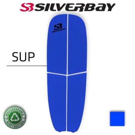 Deck Surf SILVERBAY SUP GROOVE - Azul