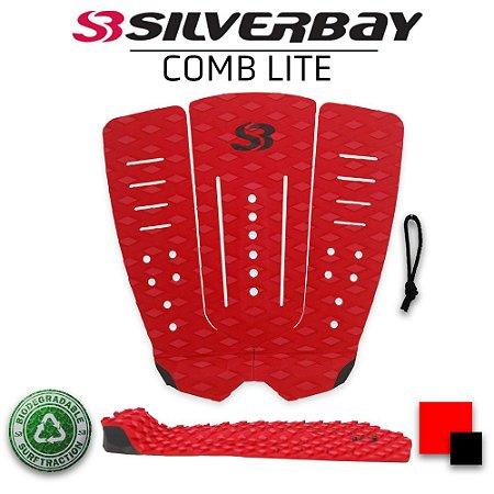 Deck Surf SILVERBAY COMB LITE - Vermelho/Preto