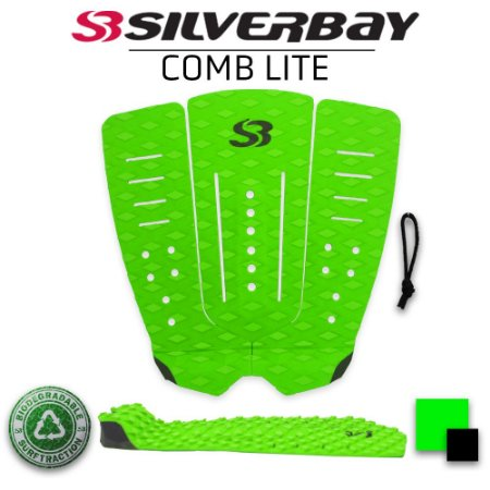 Deck Surf SILVERBAY COMB LITE - Limão/Preto