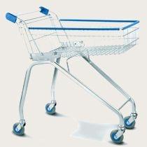 Carrinho de Supermercado 70 lts (gestante)