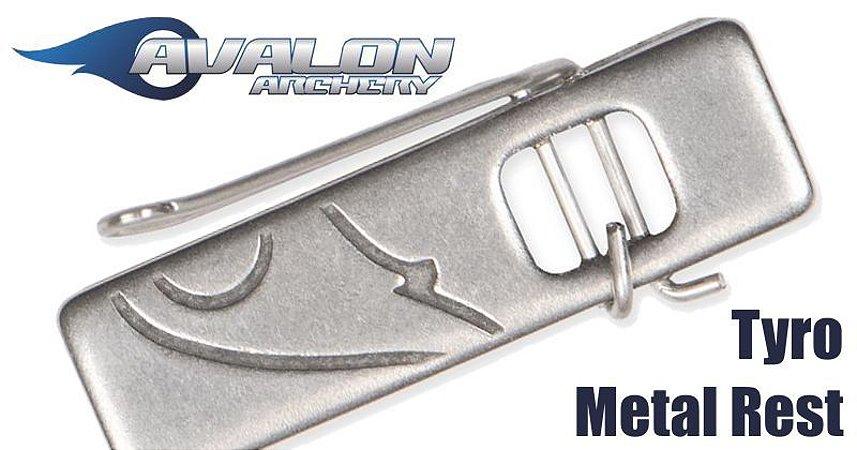Rest avalon tyro de metal/ Avalon tyro rest2