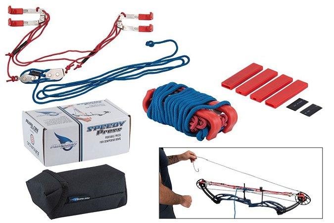 Bow Press portable  / Portable Presses speedy standard