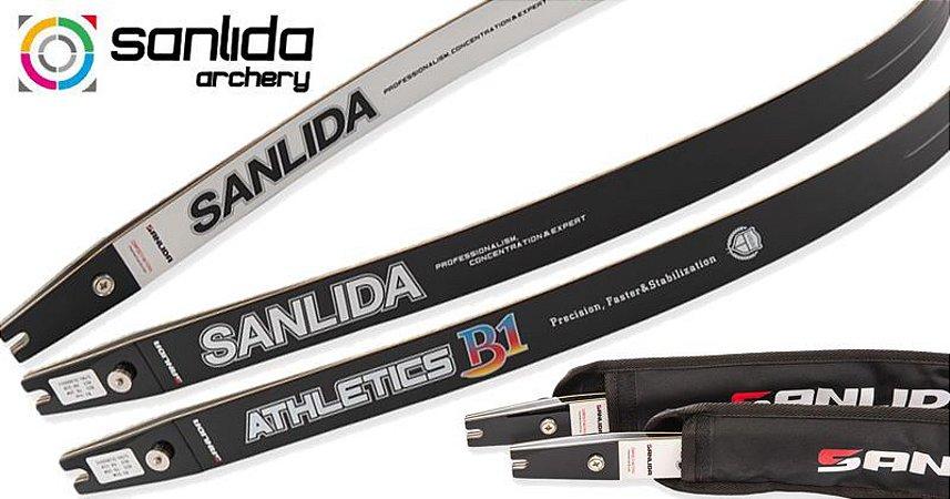 Laminas Sanlida B1 / Limbs B1 Fiber wood