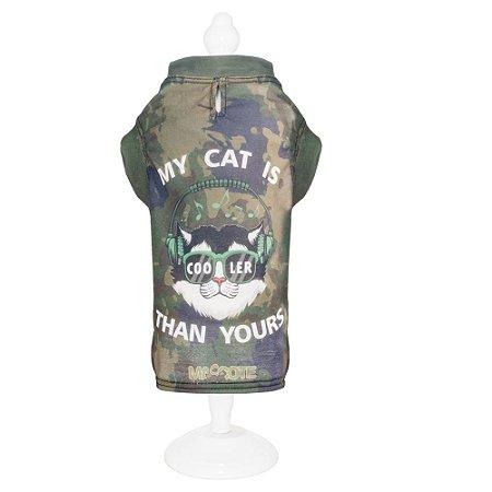 Ref 913 Camiseta Cooler Cat