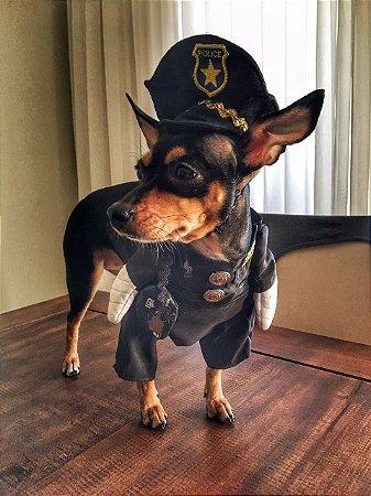 Ref 481 - Heroi Policial
