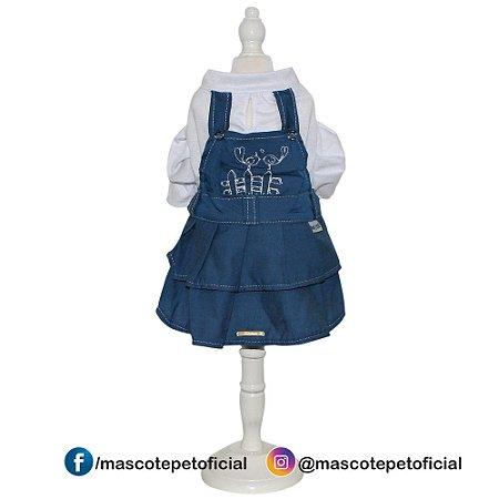 KIT 5 PEÇAS - Ref 519 - Vestido Valentina