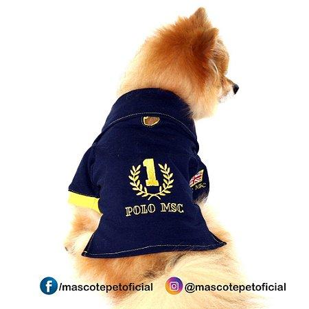 KIT 5 PEÇAS - Ref 507 Camisa Polo Mascote 03