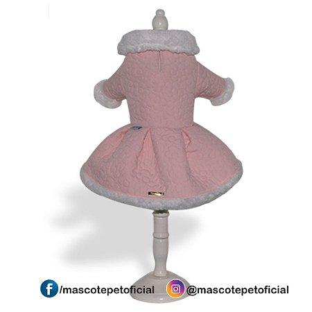 Ref. 595 Vestido Rosê
