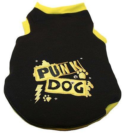 Ref: 75 Moletom Punk Dog
