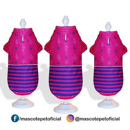 Roupa Kit 3 peças - Ref. 839 Casaco Concha