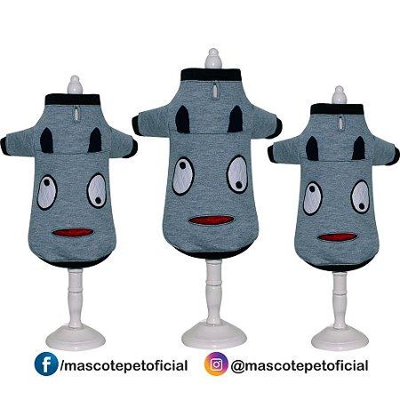 Roupa Kit 3 peças - Ref. 591 Casaco Monstro