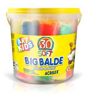 Kit de Massinhas - Big Balde