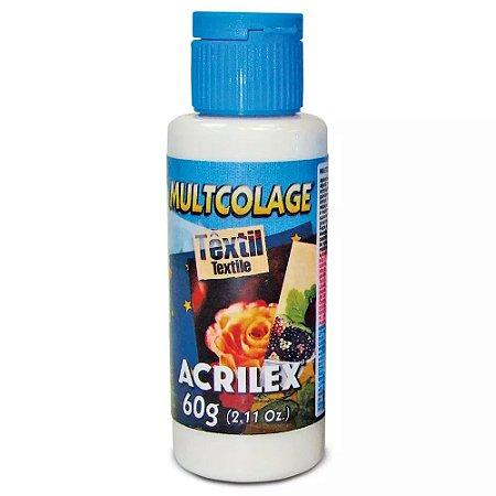 Multcolage Têxtil 60g