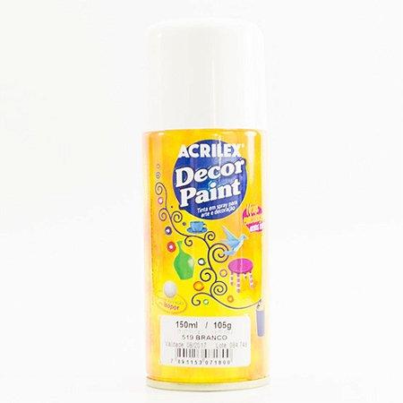 Decor Paint Spray 519 Branco - 150ml