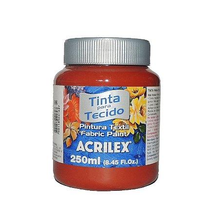 Tinta Para Tecido Acrilex 250ML - 506 Cerâmica