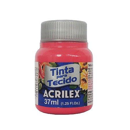 Tinta para Tecido Acrilex 37ml 527 Pink