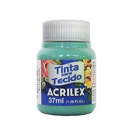 Tinta para Tecido Acrilex 37ml 990 Menta