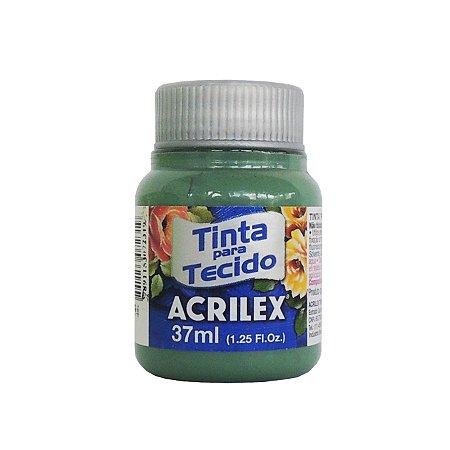 Tinta para Tecido Acrilex 37ml 594 Verde Seco