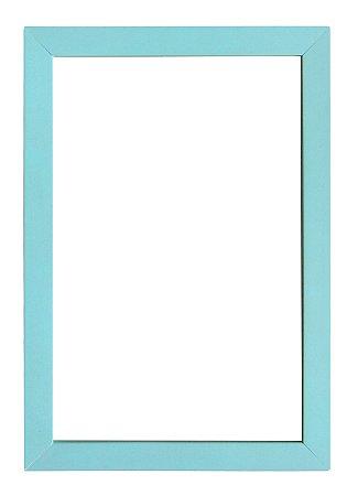 Molduras para fotos - 2017 Azul Claro (Somente a Moldura)